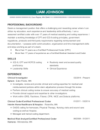 Best Certified Professional Coder Resumes
