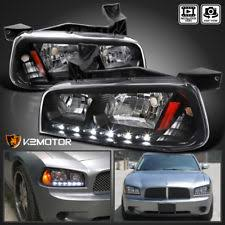 headlights for dodge charger ebay