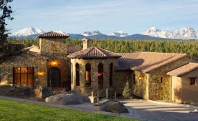 Stunning Tuscan Style Home Designs Contemporary Decorating