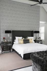 öses schlafzimmer in grau bild kaufen 12262775