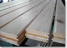 tongue and groove wood roof decking heavy roof decking yellow pine laminated decking
