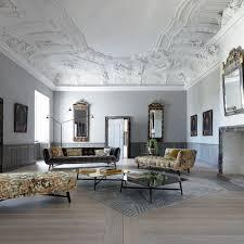 100 Roche Bobois For Sale PROFILE LARGE 4SEAT SOFA Nouveaux Classiques Collection