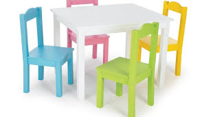 table toddler table and chairs awesome preschool tables and