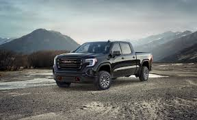 2019 Sierra AT4: Pickup Truck - GMC