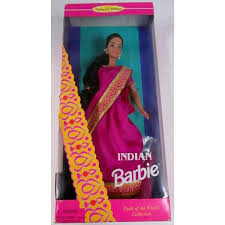 Barbie As An Indian Dolls Of The World Collection