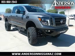 100 Nissan Titan Trucks New 2018 XD SV 4D Crew Cab In Lake Havasu City 9961