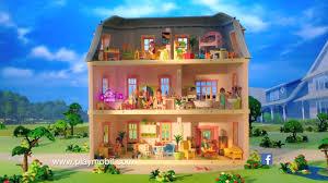 5308 wohnzimmer mit kaminofen playmobil puppenhaus