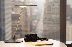 les de bureau led la le de tâche horizon de humanscale dans un éclairage de bureau