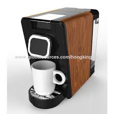 China K Cup Coffee Maker Espresso With Multiple Colors