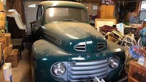 100 1950 Ford Truck F1 Barn Find Carries High Asking Price Motorious