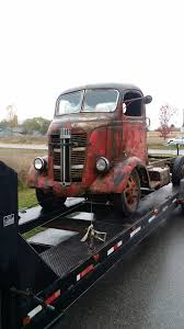 1937 GMC COE CABOVER SNUBNOSE OLD BUDWEISER TRUCK: RARE, COMPLETE ...