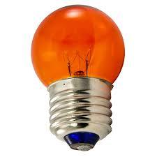s11 medium base linear string light bulb