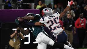 100 Rowe Truck Equipment Report Patriots Place CB Eric On Injured Reserve CBS Boston