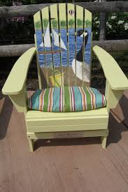 Painted Adirondack Chair For Lakeside Home Association At Edinboro ... 65 Best Front Yard And Backyard Landscaping Ideas Designs Lets Do Whimsical Outdoor Ding Making It Lovely A Romantic Garden Wedding Every Last Detail Stevenson Manor Upholstered Side Chair With Turned Legs By Standard Fniture At Household Club Pair Vintage Rebar Custom Painted Vegetable Back Bistro Chairs 25 Patio To Buy Right Now Carate Batik Lagoon Rounded Corners Cushion Blue 6 Montage Antiques Display Of Counter Stool Jugglingelephants