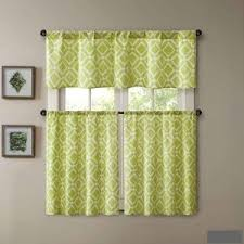 Cafe Style Curtains Walmart by Decor Cafe Curtains To Complement Any Decor U2014 Hmgnashville Com