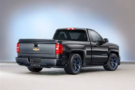 100 Rumble Bee Truck SEMA Chevy Cheyenne Concept Answers Tremor And