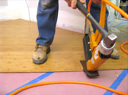 Central Pneumatic Floor Nailer User Manual by How To Install Bamboo Flooring On A Diagonal How Tos Diy