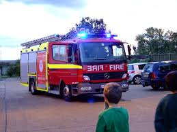 100 Big Red Fire Truck The Cubs Loved The Truck 3rd Rainham Scout