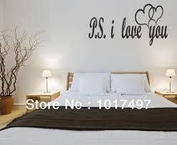 Fresh YOU Vinyl Wall Lettering Bedroom Decor QuotesROMANTIC BEDROOM WALL