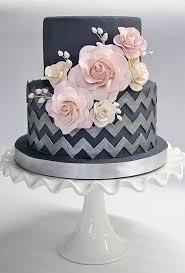 Wedding Cake Wedding Cakes White And Navy Blue Wedding Cake Beautiful White And Navy Blue Wedding
