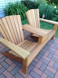 Double Adirondack Chair Western Red Cedar | Our Home <3 In 2019 ... Wood Patio Chairs Plans Double Large Size Of Fniture Simple Rocking Chairs Patio The Home Depot 17 Pallet Chair Plans To Diy For Your At Nocost Crafts 19 Free Adirondack You Can Today Rocker Fabric Armchair Rocking Chair By Sam Maloof 1992 Me And My Bff Would Enjoy 19th Century 93 For Sale 1stdibs Outsunny 2 Person Mesh Fabric Glider With Center Table Brown 38 Stunning Mydiy Inspiring Montana Woodworks Glacier Country Log 199388 10 Easy Wooden Lawn Benches Family Hdyman