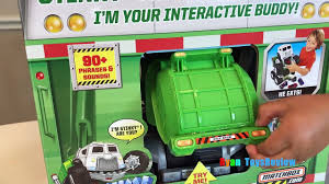 TOY TRUCKS FOR CHILDREN Matchbox Stinky The Garbage Truck Eats ... Stinky The Garbage Truck From Mattel Youtube Cheap Side Loader Find Amazoncom Matchbox Real Talking Mini Toys Stinky The Garbage Truck In Blyth Northumberland Gumtree Dxt65 Vehicle Vip Outlet Toy Trucks Unboxing Matchboxs Interactive Toyages 3 New In Box Eats Surprise Cars And Disney 2009 Ebay Buy Big Rig Buddies By Lego Juniors Shop For