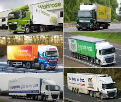 100 Top 10 Trucks World Food Day Our Food Transport Facts DAF Drivers Blog