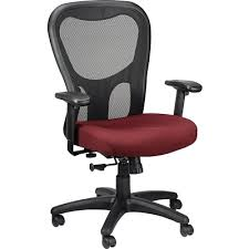 Tempur Pedic Office Chair Tp8000 by Tempur Pedic Mesh Mid Back Executive Chair Quill Com