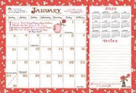 a whimsical garden susan branch calendar and desk blotter