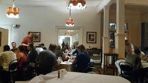 menu picture of big trees lodge dining room yosemite national
