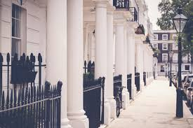 100 Beautiful White Houses Row Of Beautiful White Edwardian Houses In London Darcy