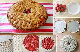 tarte aux fraises pate feuilletee la tarte aux fraises coeurs avec de la pâte feuilletée les