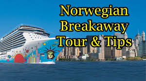 Breakaway Deck Plan 13 by Norwegian Breakaway Tour With Tips Youtube
