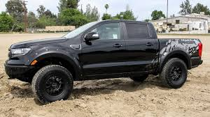 100 Kit Trucks To Build Galpin Is Selling These 2019 Ford Ranger Raptor Pickup Truck S