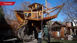 Toronto Officials Tell Father To Tear Down Elaborate Backyard ... 10 Fun Playgrounds And Treehouses For Your Backyard Munamommy Best 25 Treehouse Kids Ideas On Pinterest Plans Simple Tree House How To Build A Magician Builds Epic In Youtube Two Story Fort Stauffer Woodworking For Kids Ideas Tree House Diy With Zip Line Hammock Habitat Photo 9 Of In Surreal Houses That Will Make Lovely Design Awesome 3d Model Free Deluxe