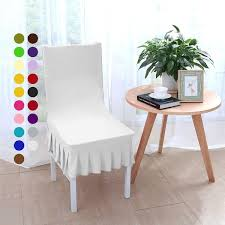 Stretch Dining Room Chair Covers Seat Protector