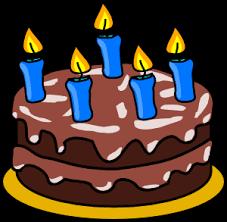 300x293 Chocolate Cake clipart barthday
