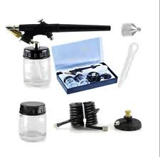 Parkside Air Paint Spray Gun PDFP 500 B2 eBay