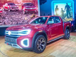 100 Volkswagen Truck Atlas Tanoak SUVbased Pickup Surprises Kelley Blue Book