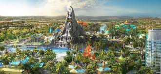 Halloween Theme Park Uk by Universal U0027s Volcano Bay Water Theme Park Universal Orlando Resort