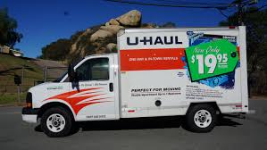 U Haul Truck Video Review 10' Rental Box Van Rent Pods Storage - YouTube