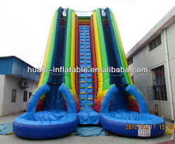 Inflatable Pool Slide 2016