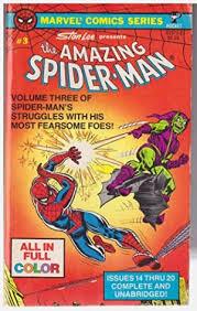 Stan Lee Presents The Amazing Spider Man 3 Ditko