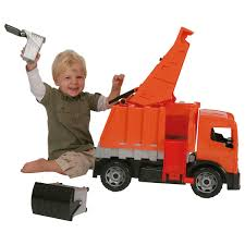 100 Tonka Motorized Garbage Truck Lena Toys