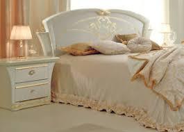 details zu klassisch italienisches schlafzimmer gocce beige gold hochglanz mäander versac