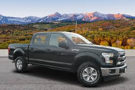 100 Trucks For Sale In Colorado Springs PreOwned 2017 D F150 XLT Crew Cab Pickup In