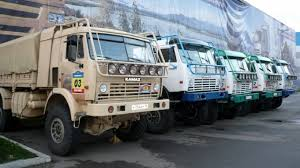 100 Auto Truck Transport State Backstops 1 Billion Of Maker KamAZs Debt Amid