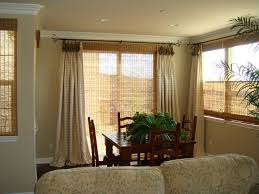 Living Room Curtain Ideas With Blinds by 38 Best Curtain Ideas Images On Pinterest Bamboo Blinds Curtain