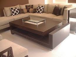 Glass Coffee Tables For Living Rooms