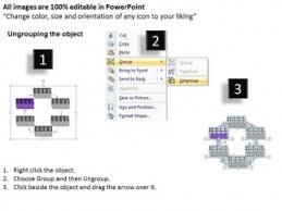 Floor Plan Template Powerpoint by Lego Process Circular Manner 6 Steps Ppt Business Plan Template